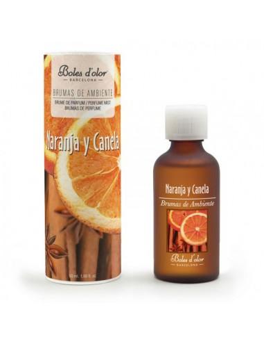 Bruma Naranja y Canela 50ml