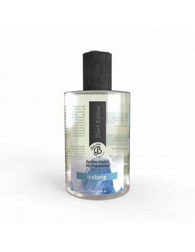 Ambientador en Spray Black Edition Iceberg 100 ml. PACK 6 UNIDADES